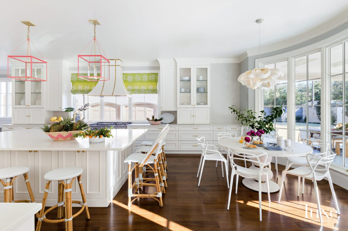 French country kitchen by dallas interior decorator cynthia collins