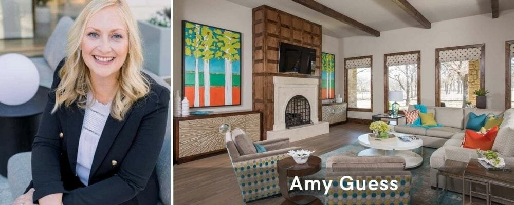 hire an interior designer dallas - amy guess