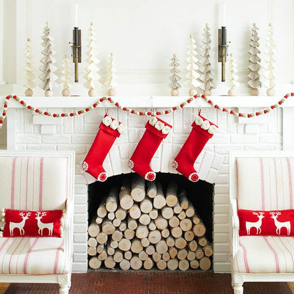 holiday decor trends minimal decor