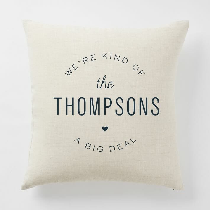 home decor gift ideas accent pillow