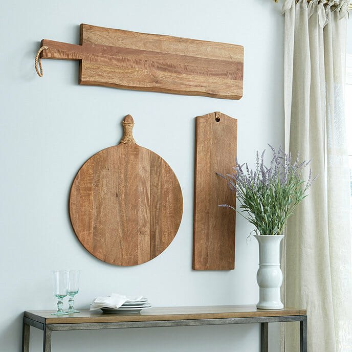 home decor gift ideas cutting board