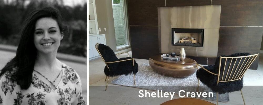 _interior designers dallas - shelley craven