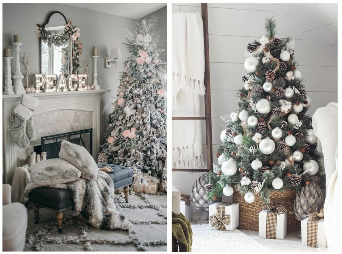 7 Best Modern Christmas Tree Ideas Decorilla Online Interior Design