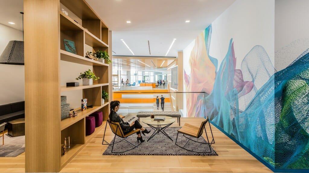 modern office design adobe campus