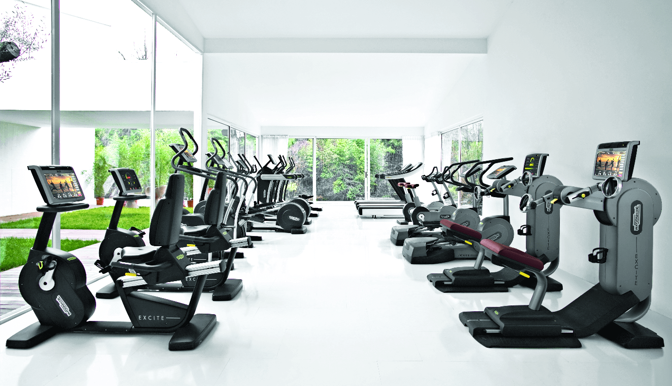 modern office design gym