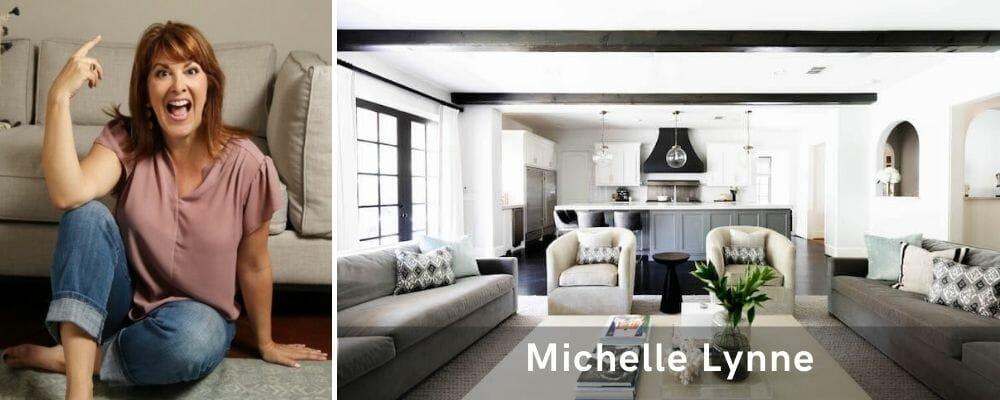 one of the top dallas interior designers - michelle lynne