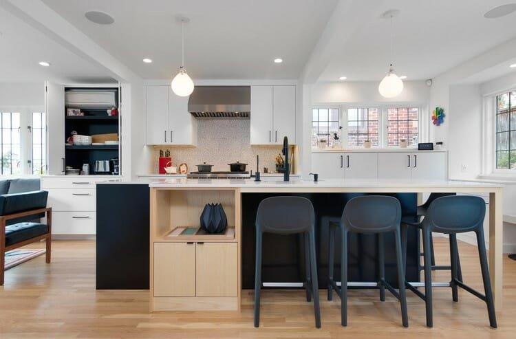 online interior designer spotlight contemporary kitchen design