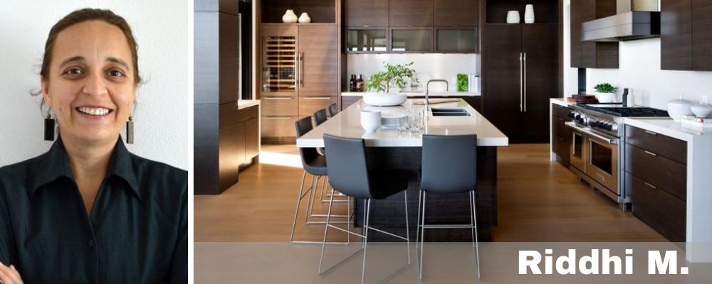 Riddhi M Hire and interior design in tampa fl