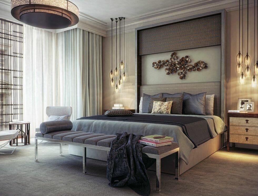 Before & After: Chic Boutique Hotel Interior Design | Decorilla