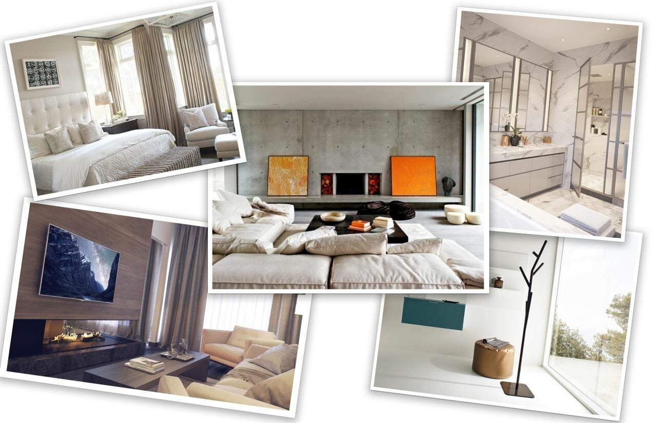 luxury apartment design online inspiration