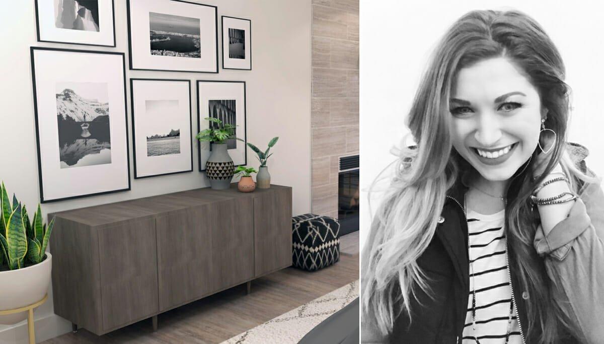 online interior designer spotlight