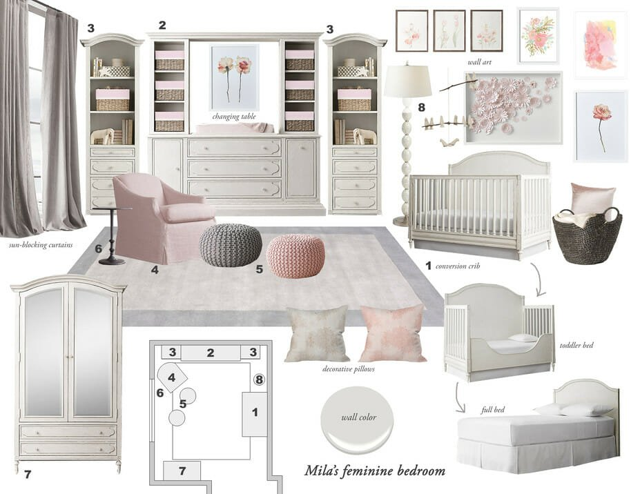 Contemporary-Nursery-Design-Laura-A-Moodboard