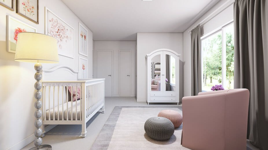 contemporary nursery decor ideas