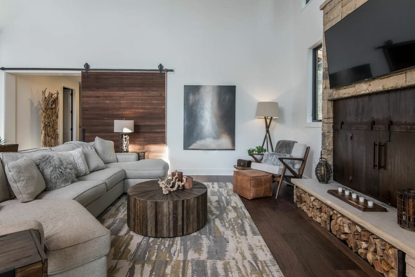 Modern Rustic Interior Design: 7 Best Tips To Create Your Flawless