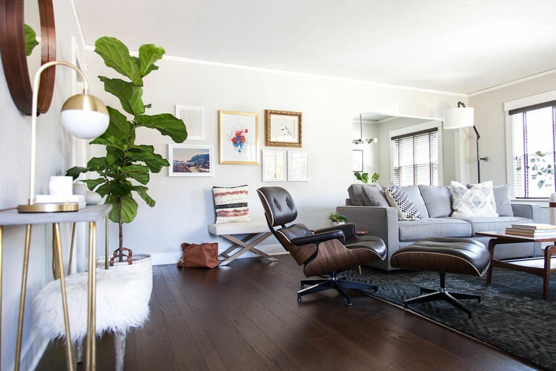 winter 2019 interior design trends modern boho