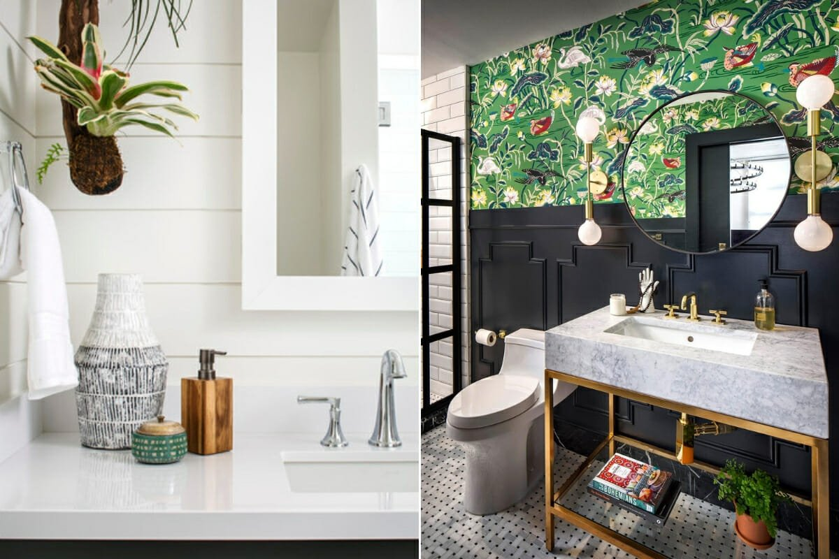 small bathroom renovation inspiration