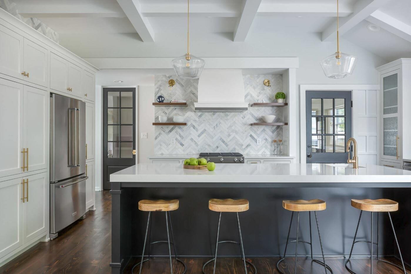 kitchen trends tile