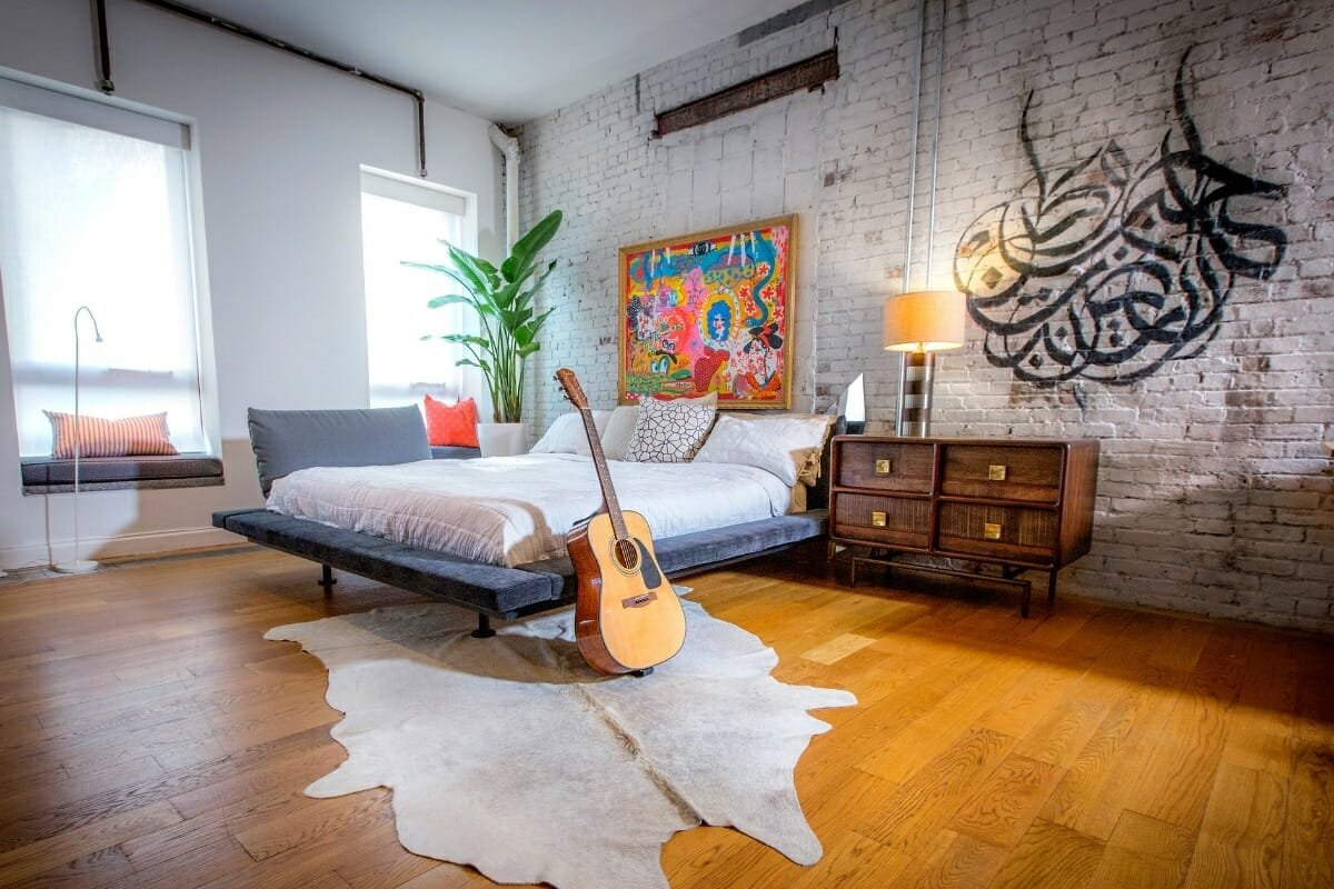 Small Studio Apartment Design: An Interior Designer\'s ...