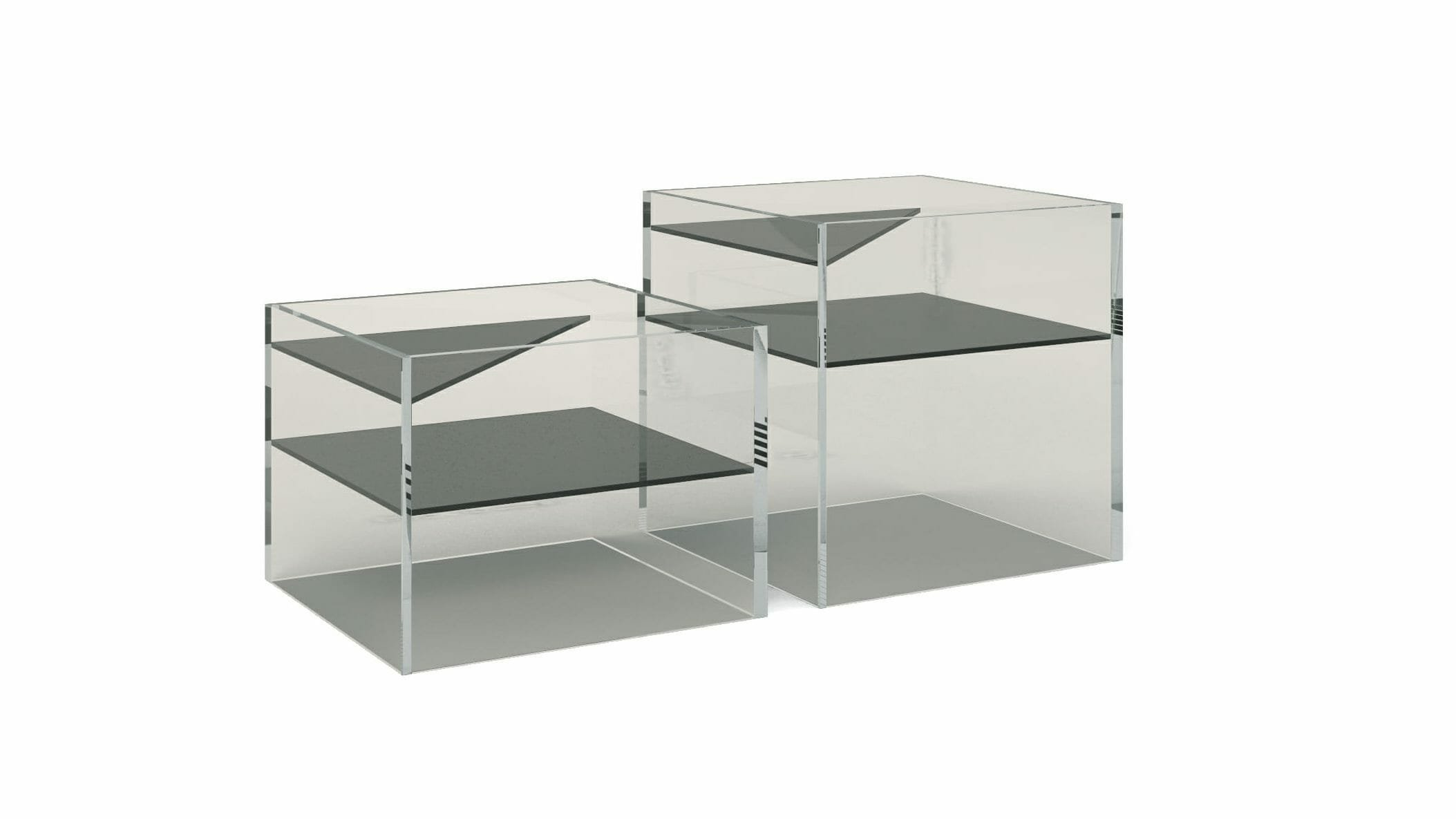 OONIKO high end glass furniture direction 2