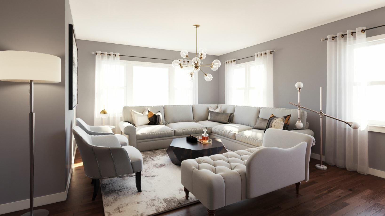 interior designer spotlight tam eyre living room 3