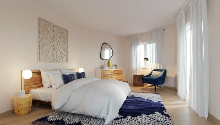 shabby chic interior design online