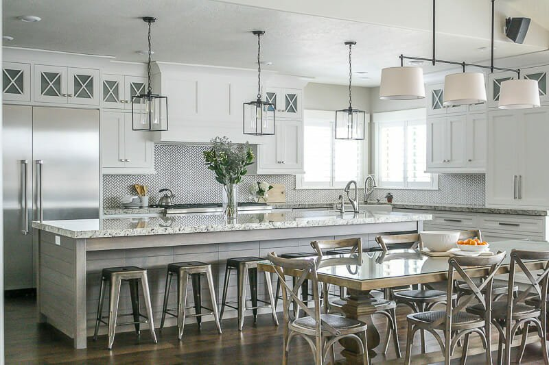 modern farmhouse interior design styles