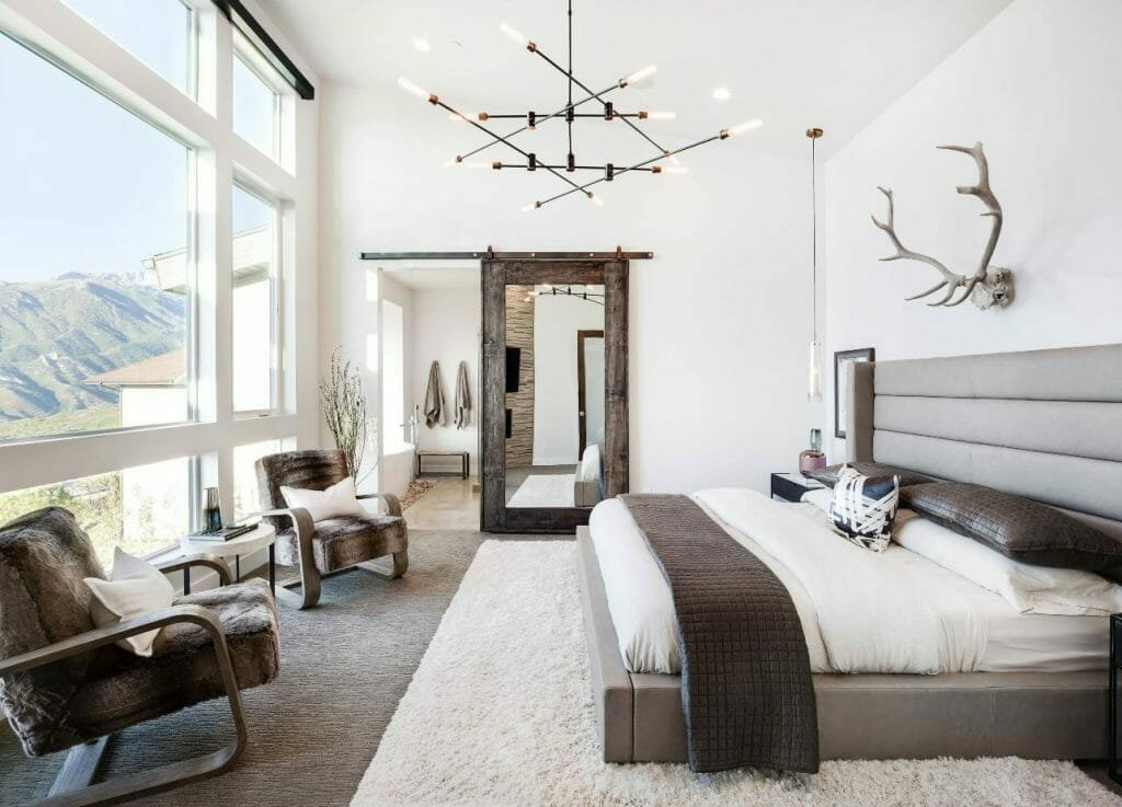 interior design bedroom modern style interior design