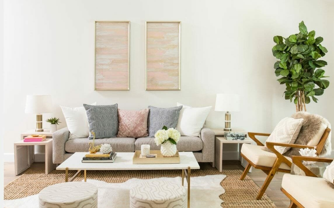 summer home decor trends decorilla coral