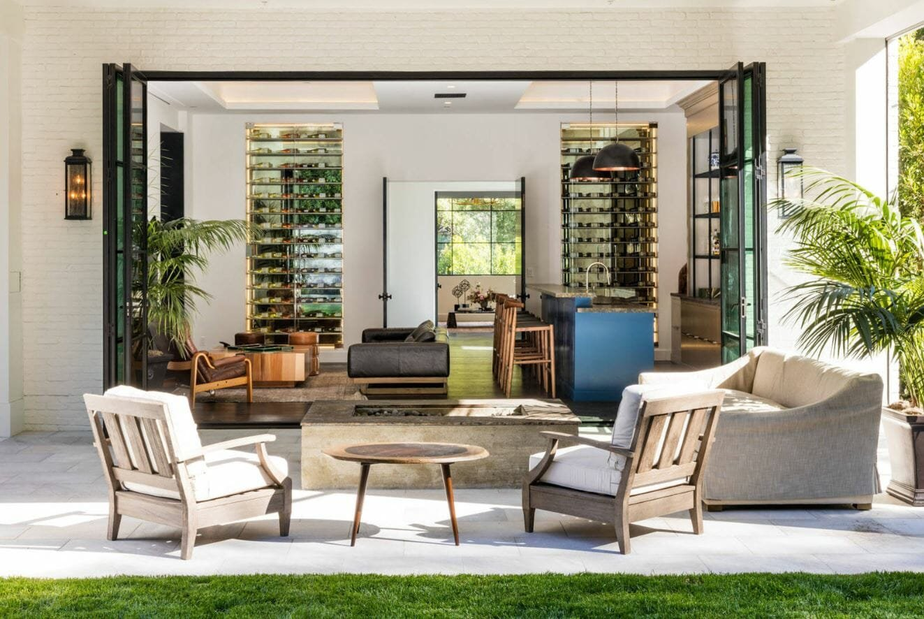 summer home decor trends indoor outdoor living
