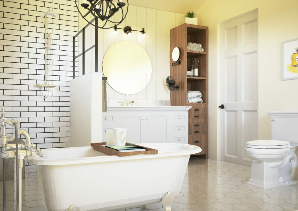 affordable interior design decorilla bathroom design
