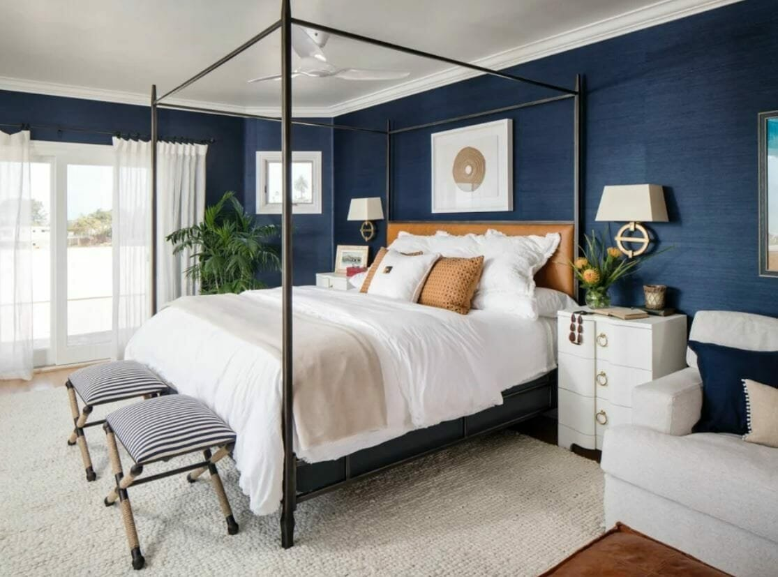 coastal interior design by Decorilla online designer