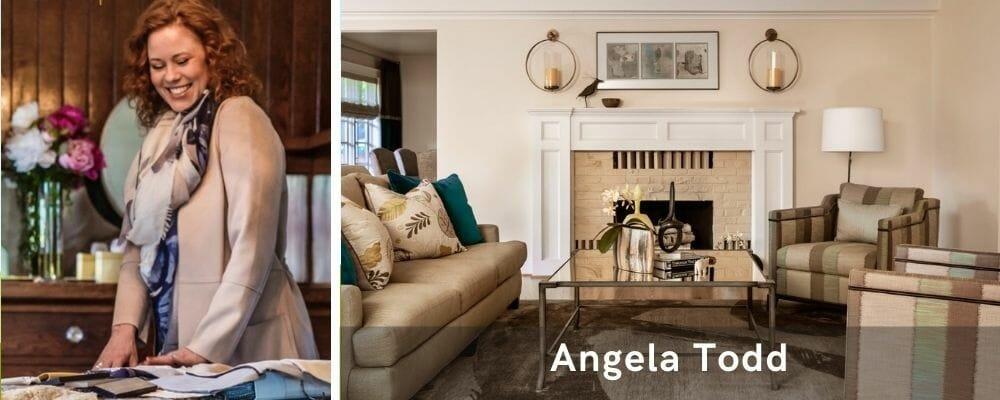 find an interior designer in portland - angela todd