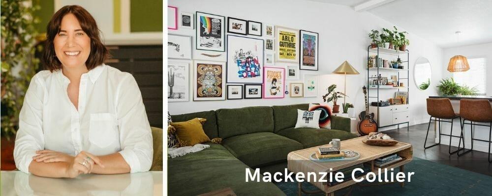 hire an interior designer - mackenzie collier