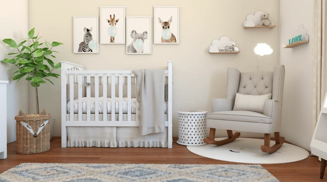 interior designer spotlight nursery design