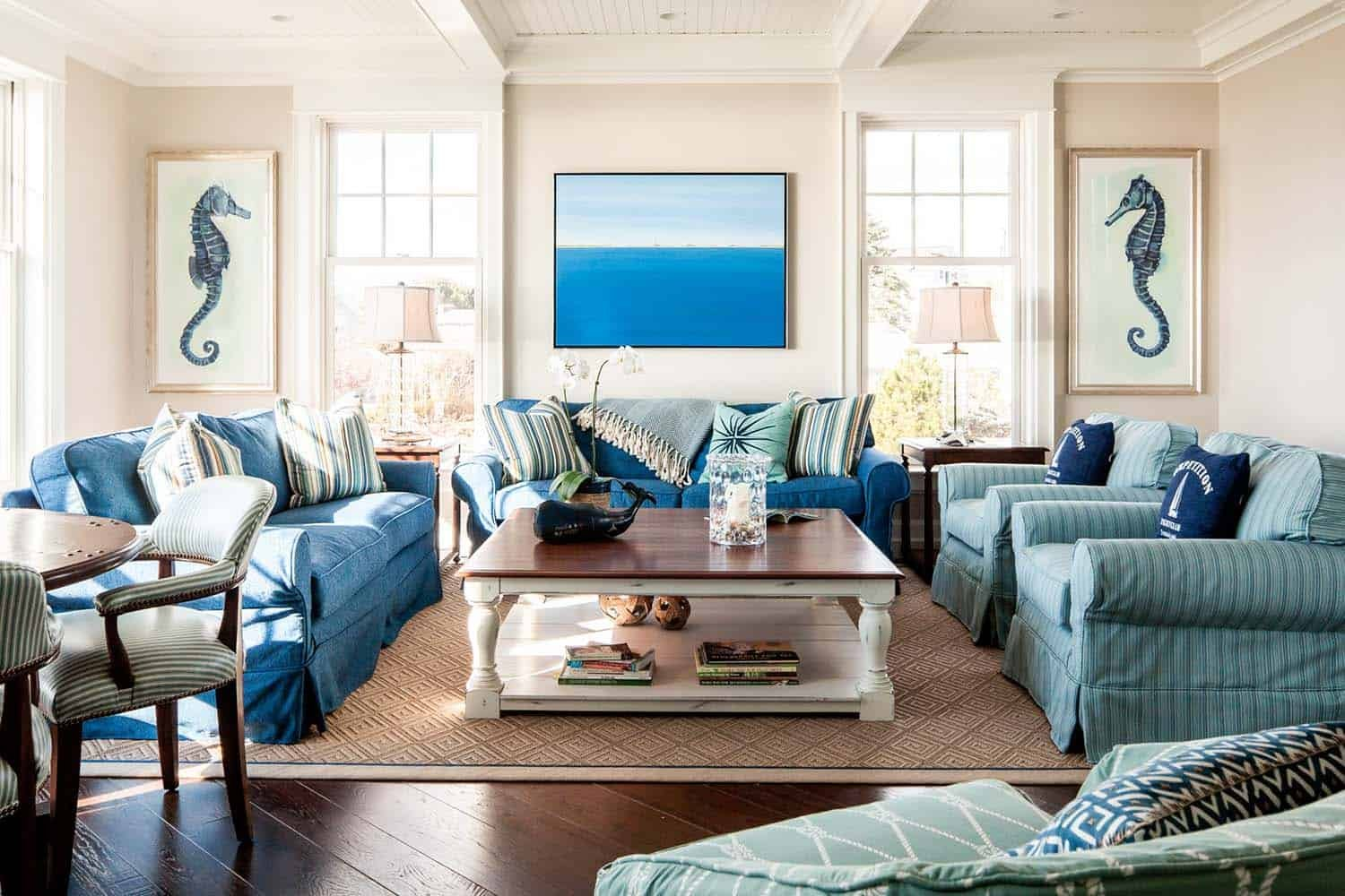 Coastal Interior Design: Essential Tips For A Modern Beach Style Home