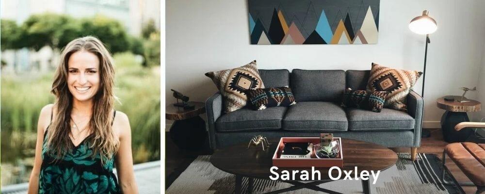 portland interior designers - sarah oxley