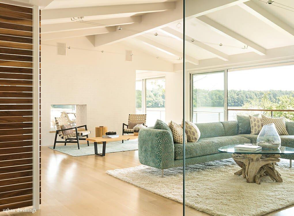 urban dwell living room design