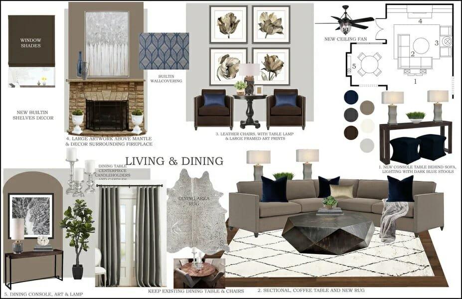 decorilla vs decorist comparison floor plan and color scheme 2