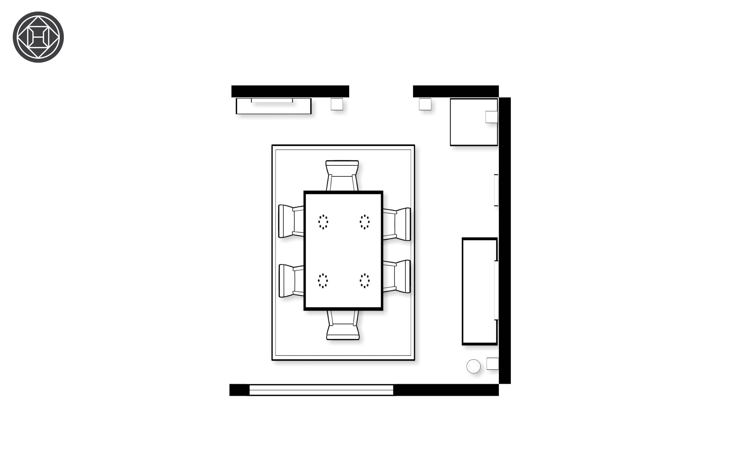 havenly vs decorilla - havenly optional floor plan