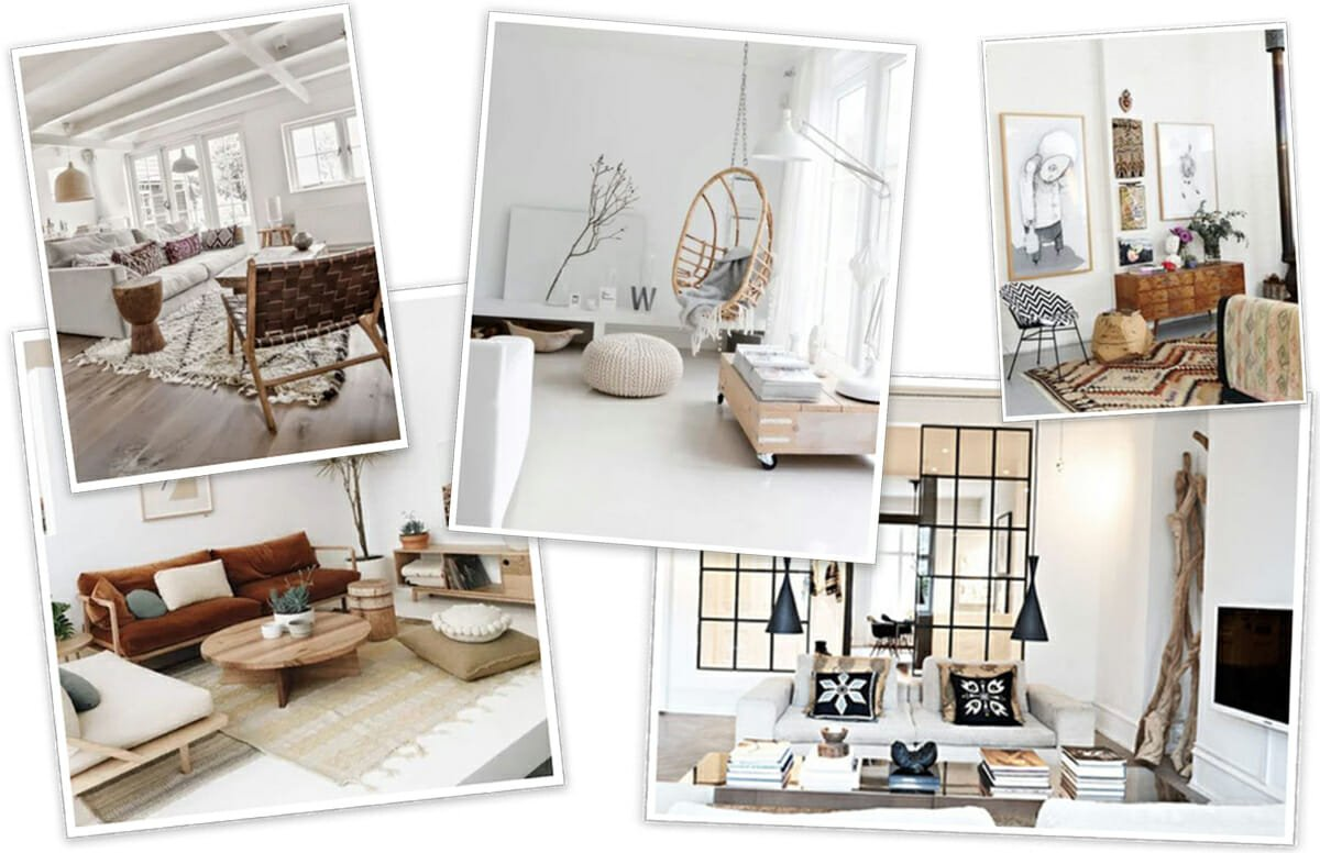 online scandinavian interior design inspiration