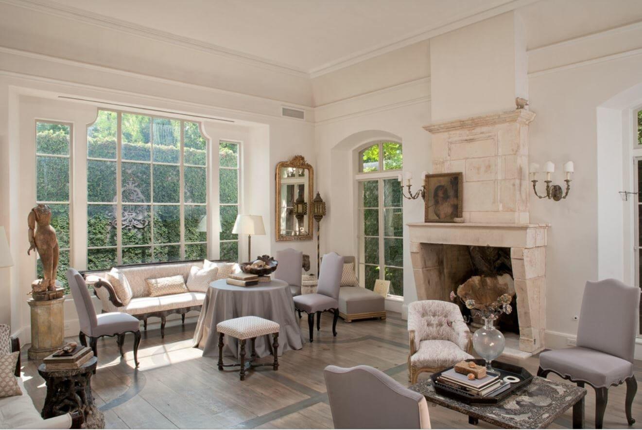 affordable interior design traditional living room decor