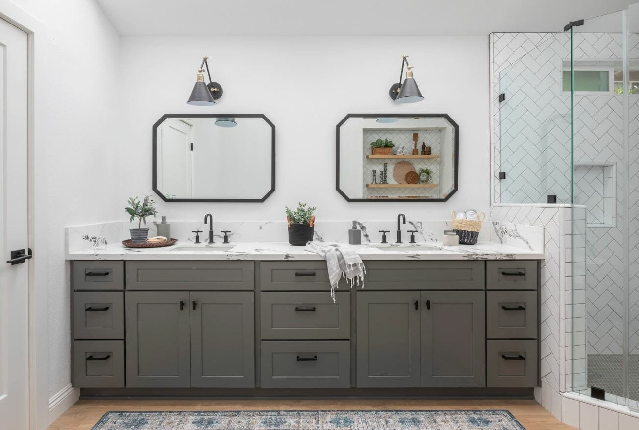 2019 master bathroom design