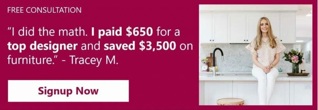 affordable online interior design service