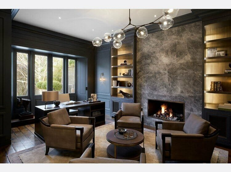 Fireplace Decor Basics: Fireplace Decorating Inspiration for Any