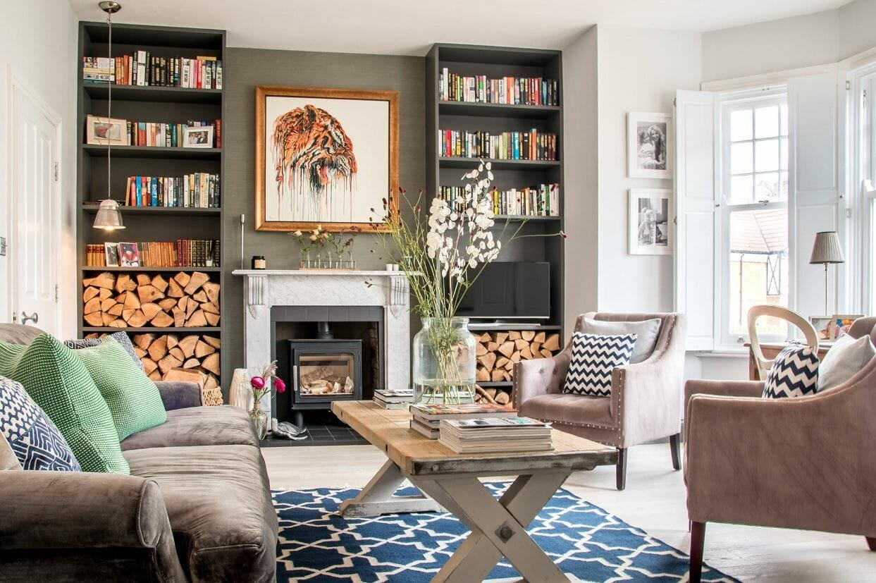 How To Decorate My Living Room, Living Room Decorating