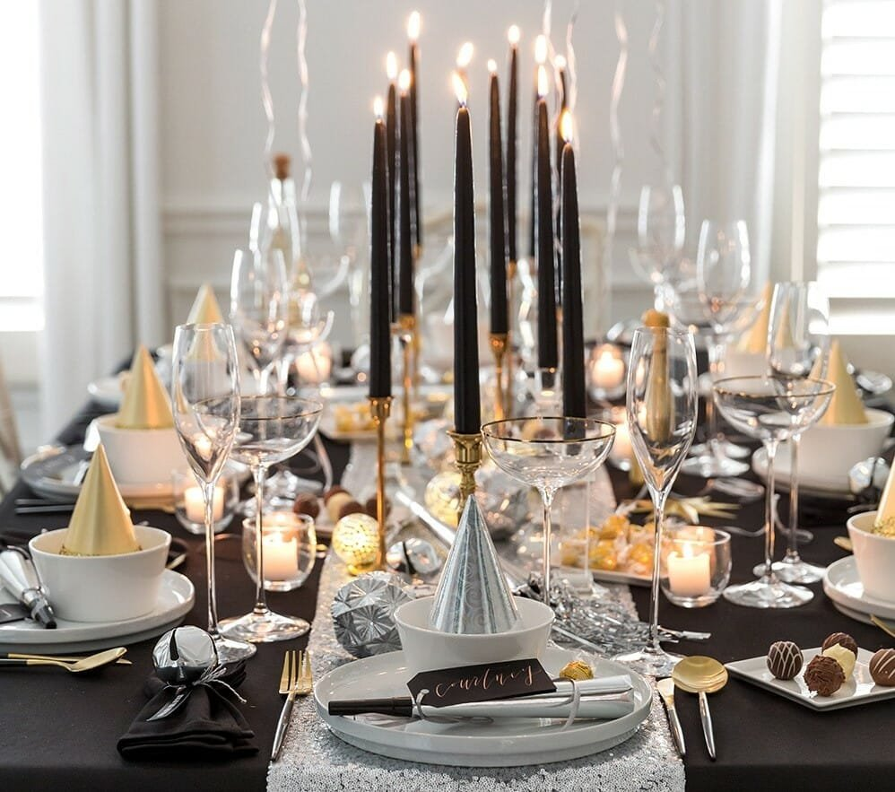 New Year\'s Eve Home Decorating Ideas Perfect For 2020 ...