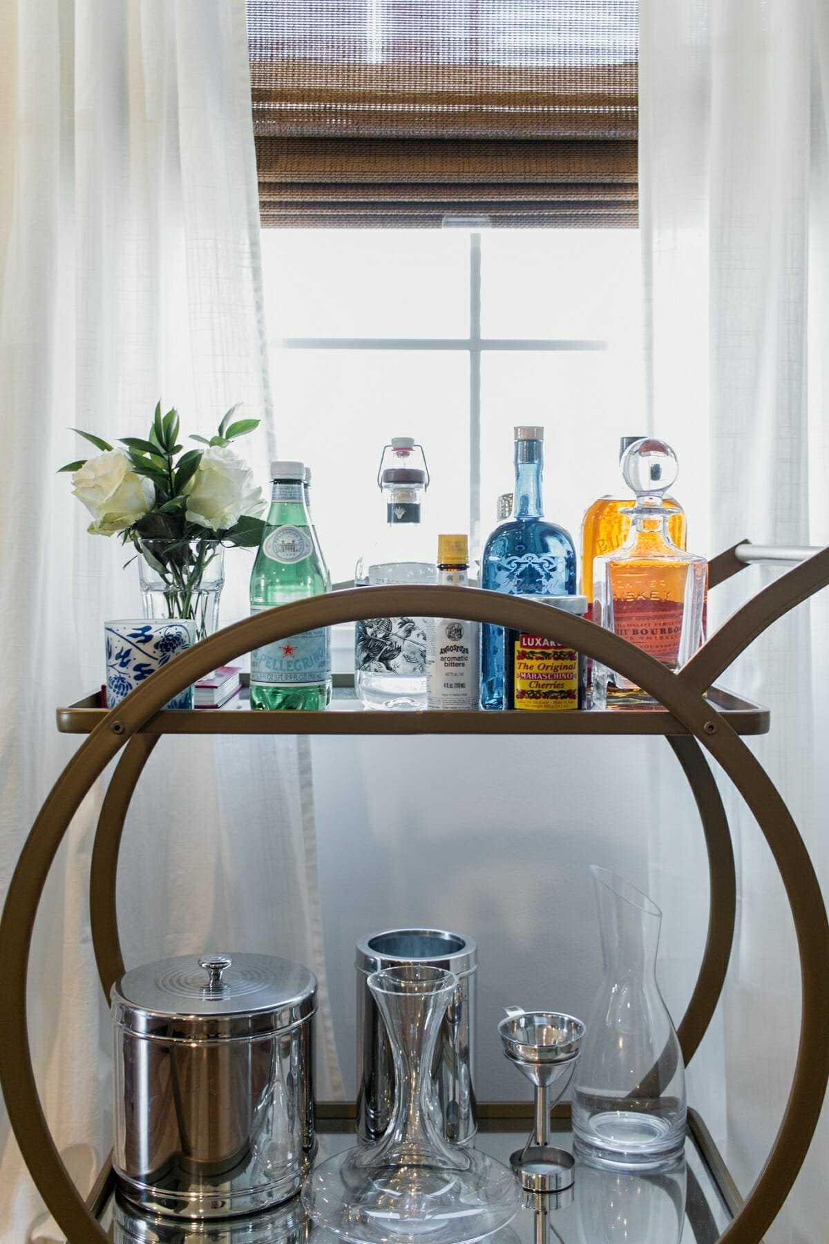 Bar Cart Ideas 101 5 Best Designer Bar Cart Styling Tips Decorilla