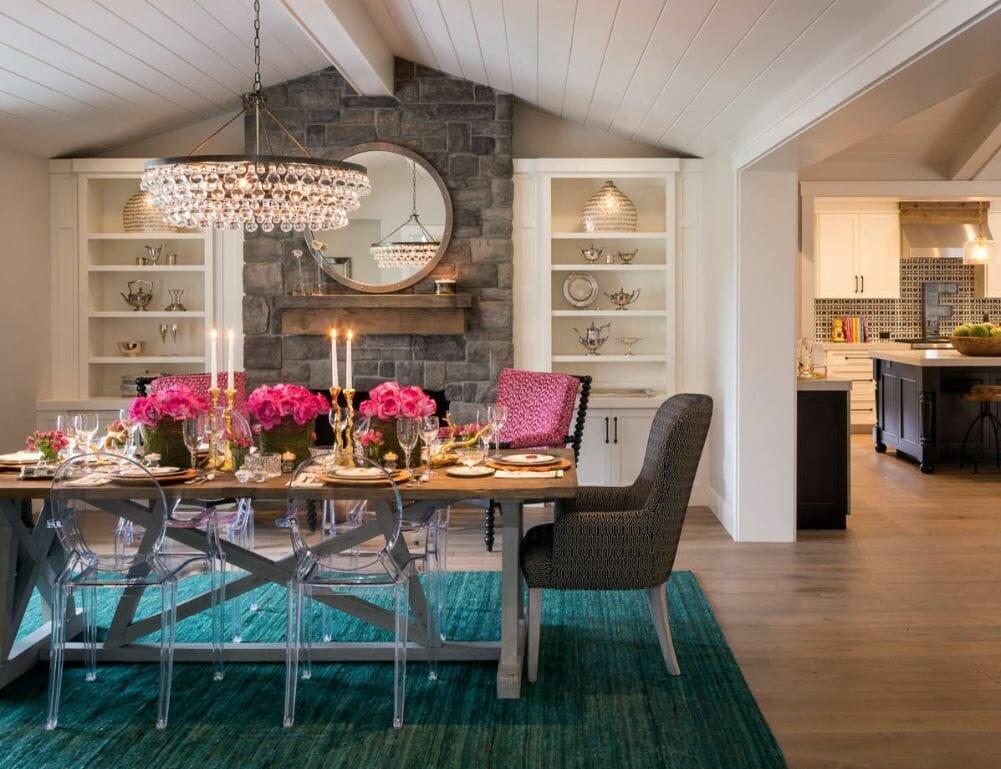 valentine's day home decor ideas fresh flowers
