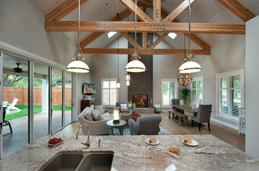 Modern farmhouse floor plan ideas