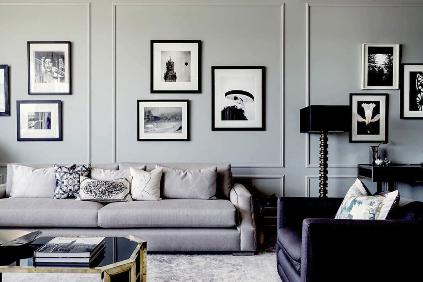 contrasting interior decor decorilla designer joseph g